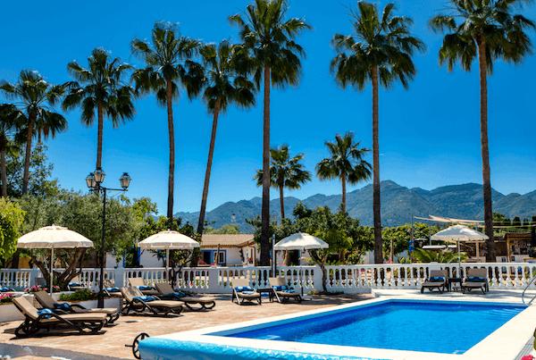 The Palms Spain | B&B in Málaga | Yoga Resort
